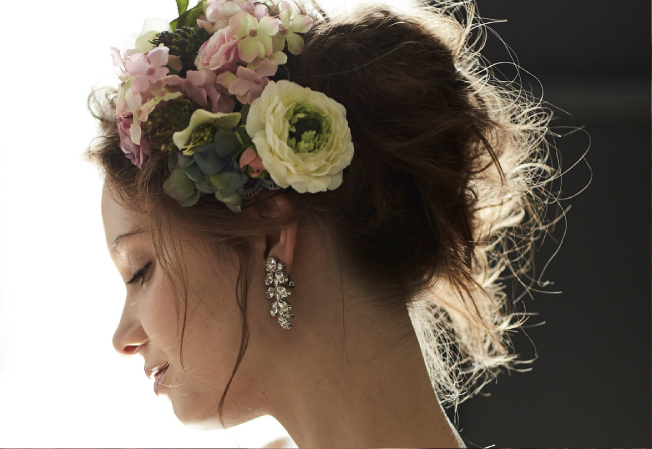 Bridal Hair Styling